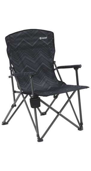 Outwell Spring Hills Camping zitmeubel zwart